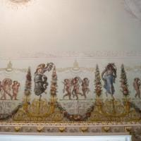 Потолки и декор в здании Главного штаба — фото 48