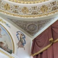 Потолки и декор в здании Главного штаба — фото 159