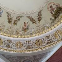 Потолки и декор в здании Главного штаба — фото 100