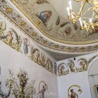 Потолки и декор в здании Главного штаба — фото 72