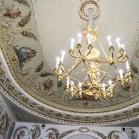 Потолки и декор в здании Главного штаба — фото 28