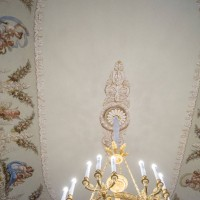 Потолки и декор в здании Главного штаба — фото 77