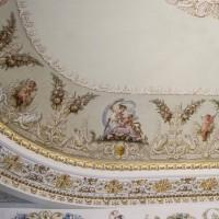 Потолки и декор в здании Главного штаба — фото 52