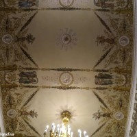 Потолки и декор в здании Главного штаба — фото 63