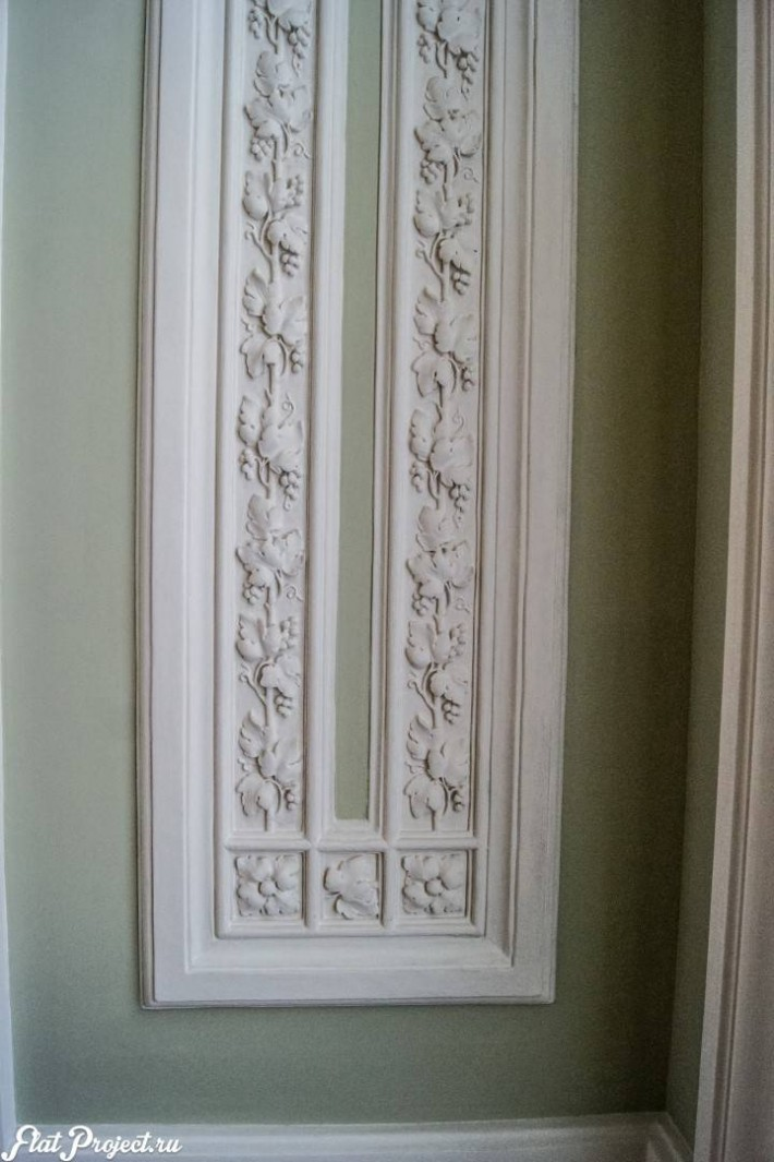 Потолки и декор в здании Главного штаба — фото 132
