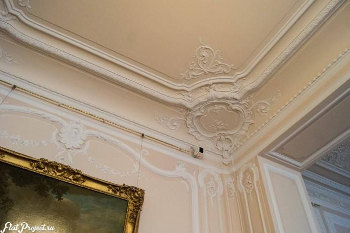 Потолки и декор в здании Главного штаба — фото 118