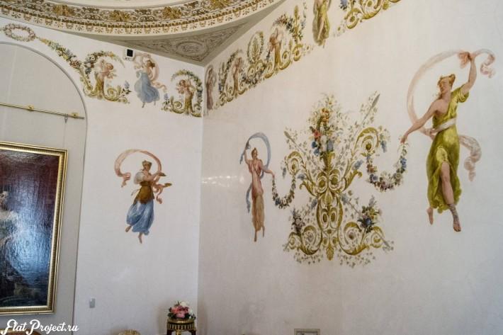 Потолки и декор в здании Главного штаба — фото 64