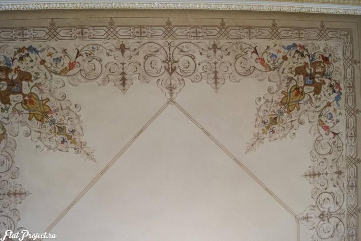 Потолки и декор в здании Главного штаба — фото 140