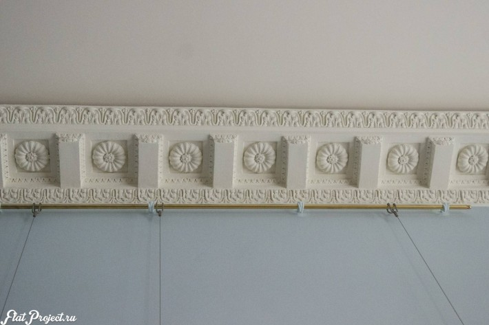 Потолки и декор в здании Главного штаба — фото 70