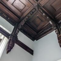 Деревянный потолок в Союза Художников — фото 3