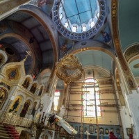 Декор Покровского собора в Гатчине — фото 7
