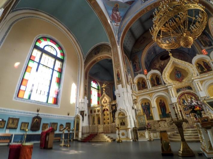 Декор Покровского собора в Гатчине — фото 2