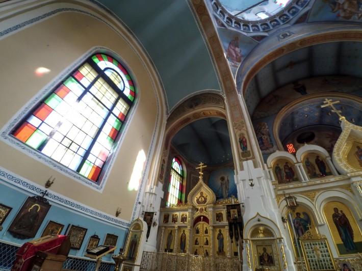 Декор Покровского собора в Гатчине — фото 4