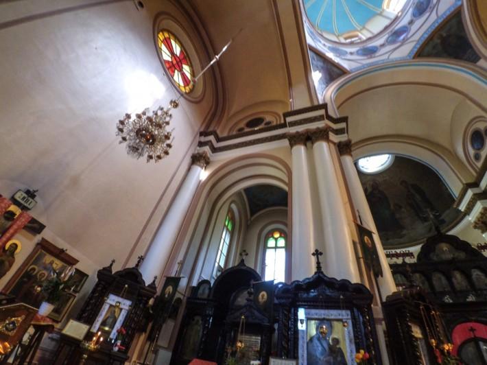 Декор Собора Святого апостола Павла в Гатчине — фото 2