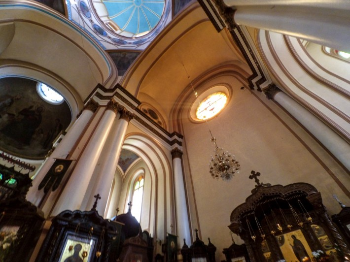 Декор Собора Святого апостола Павла в Гатчине — фото 4