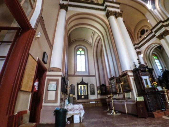 Декор Собора Святого апостола Павла в Гатчине — фото 8