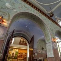 Декор церкви прп. Сергия Радонежского в Пушкине — фото 9