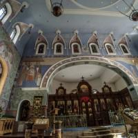 Декор церкви прп. Сергия Радонежского в Пушкине — фото 13