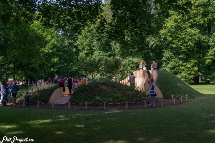 Императорские сады России IX — фото 47
