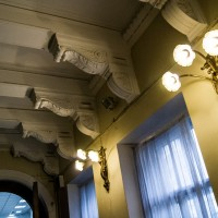 Потолок Союза Художников в Петербурге — фото 14