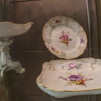 Старинная посуда — фото 112