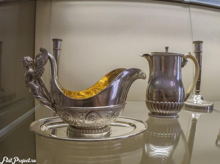 Старинная посуда — фото 89