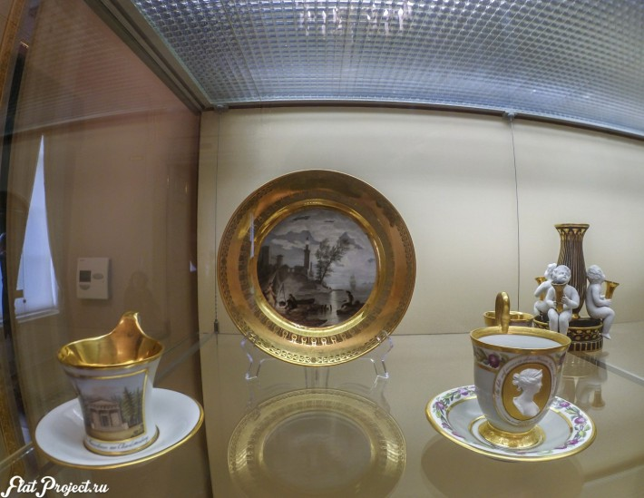 Старинная посуда — фото 34