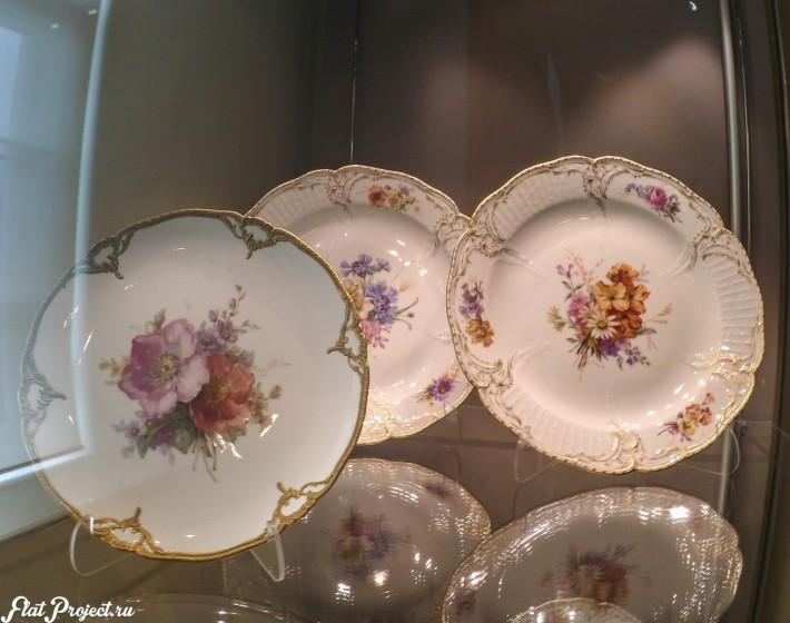 Старинная посуда — фото 115