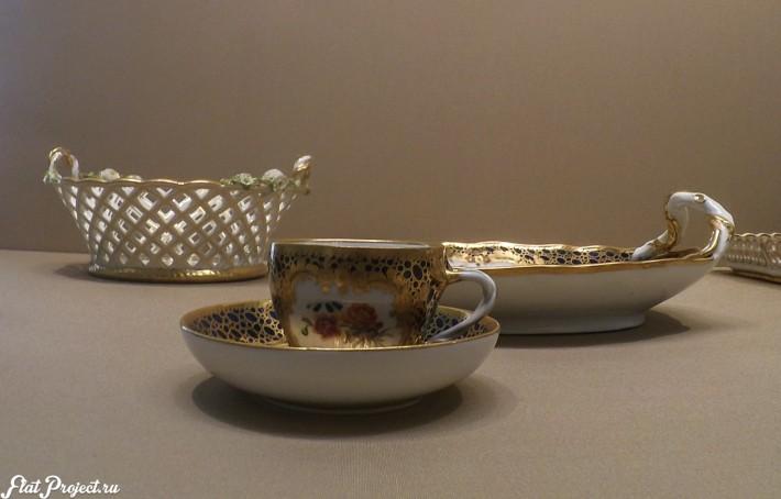 Старинная посуда — фото 87