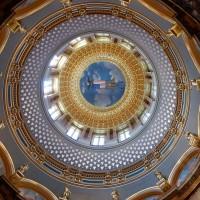 Декор в здании суда Айовы — фото 1