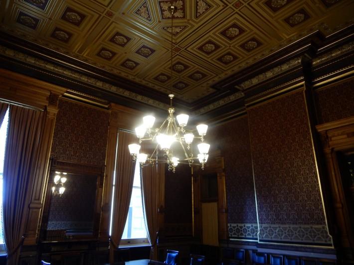 Декор в здании суда Айовы — фото 5