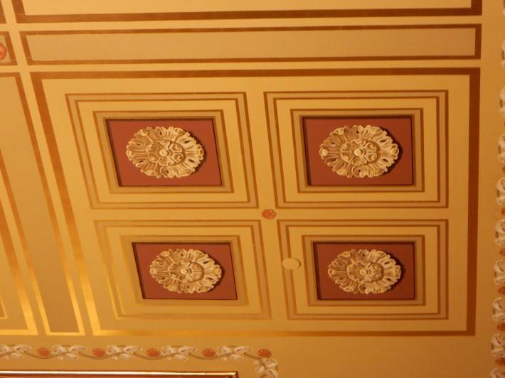 Декор в здании суда Айовы — фото 7