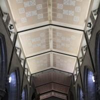 Потолок Собора Церкви Христовой в Нельсоне — фото 2