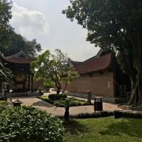 Внутренний сад во вьетнамском стиле