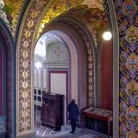Академия Штиглица — роспись — фото 2