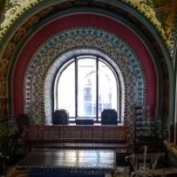 Академия Штиглица — роспись — фото 3