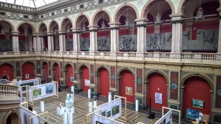 Академия Штиглица — роспись — фото 5