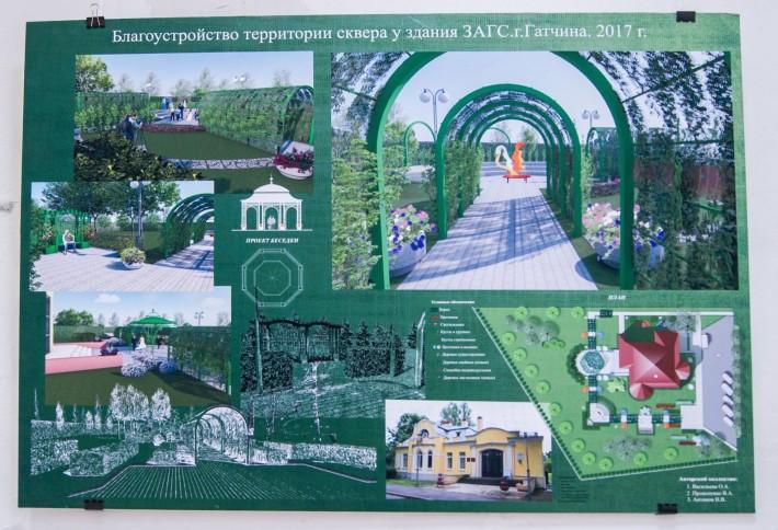 Дизайн, декор и реставрация в СПб СХ — фото 15