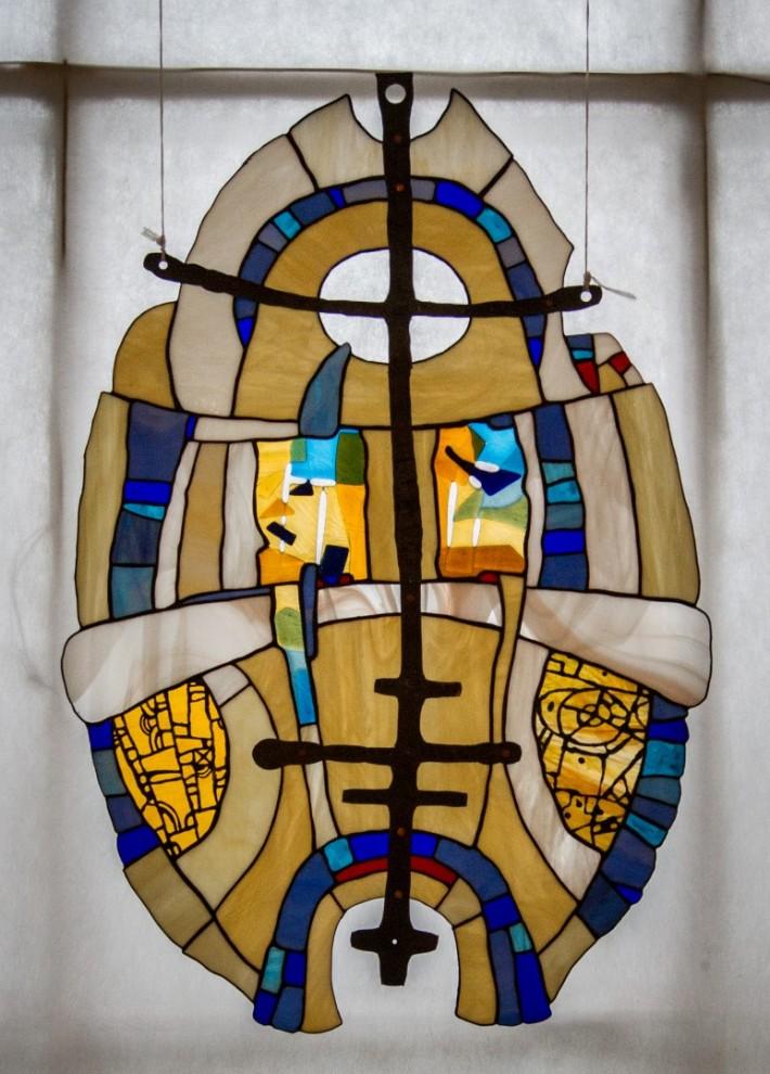 Витражи и стекло в СПб СХ — фото 28