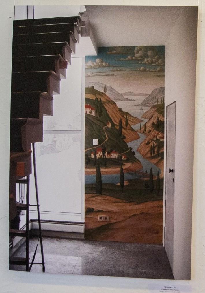 Дизайн, декор и реставрация в СПб СХ — фото 19