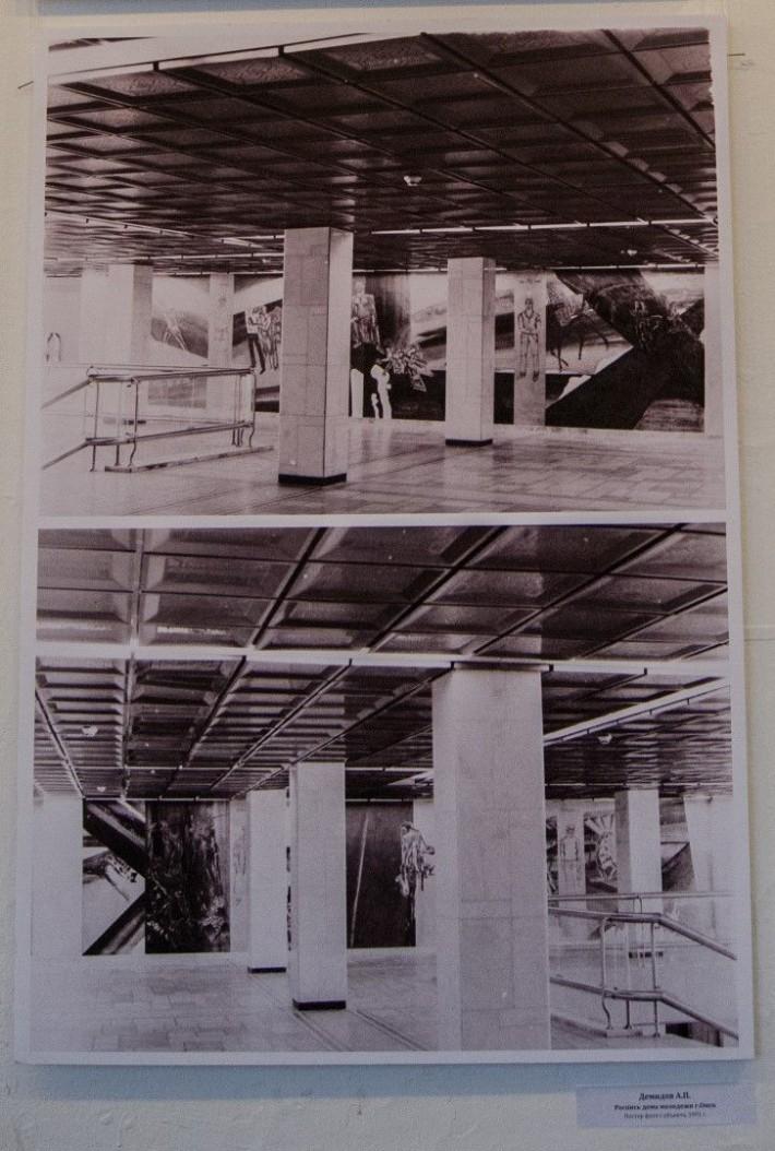 Дизайн, декор и реставрация в СПб СХ — фото 108