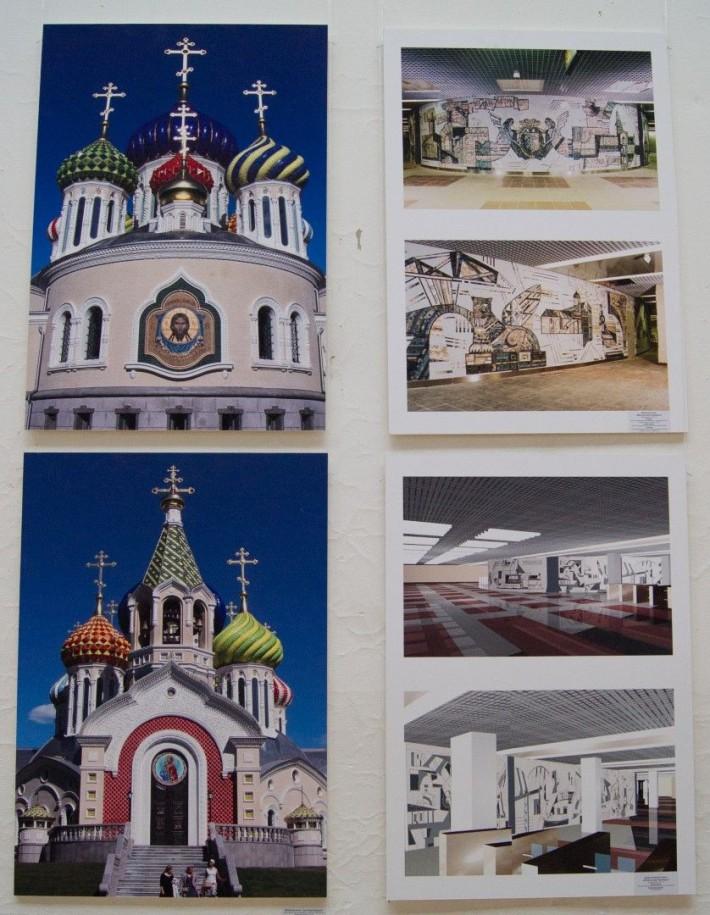 Дизайн, декор и реставрация в СПб СХ — фото 52