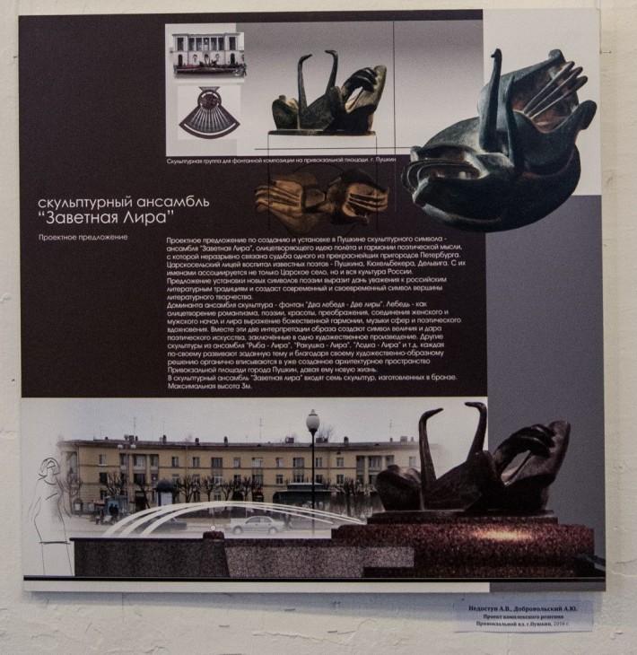 Дизайн, декор и реставрация в СПб СХ — фото 36