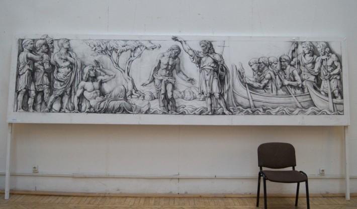 Дизайн, декор и реставрация в СПб СХ — фото 107