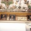 Роспись потолка в галерея Уффици