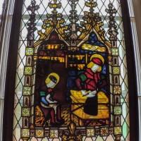 Витраж эпохи средневековья — фото 4