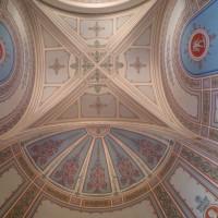 Роспись потолков на первом этаже Нового Эрмитажа — фото 3