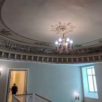 Роспись на потолок лестницы Главного штаба — фото 4