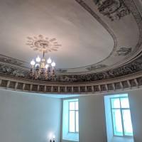 Роспись на потолок лестницы Главного штаба — фото 3