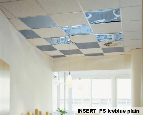 Металлический потолок — фото 16